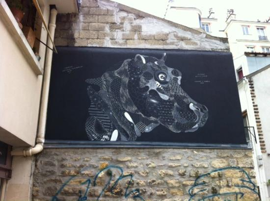 Meet My Paris : Street art