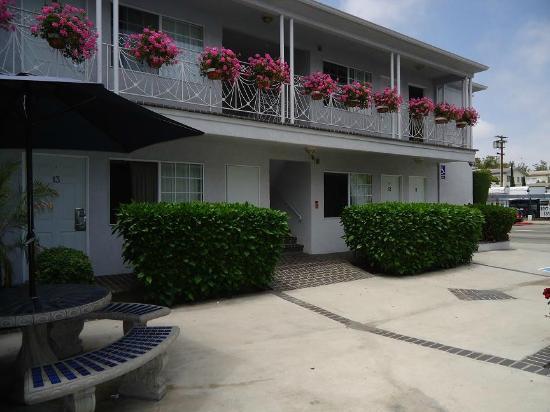 Ocean Park Inn: Hotel S.Monica