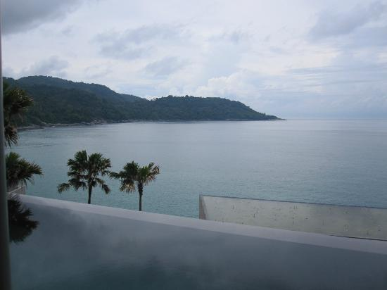 Impiana Private Villas Kata Noi: View From the balcony