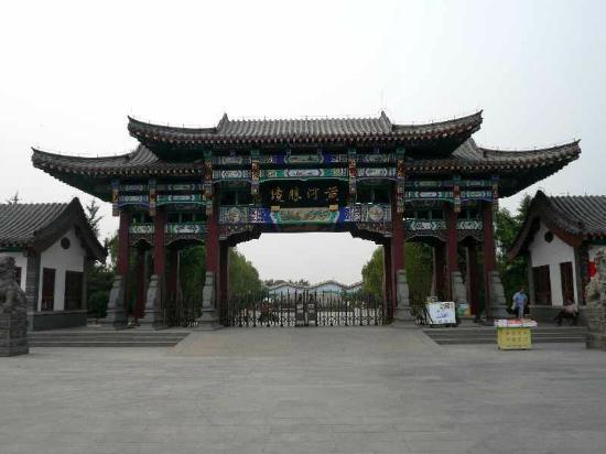 济南百里黄河