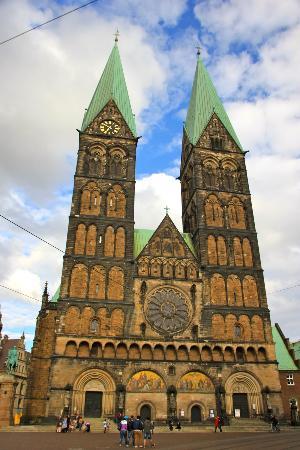 bremen cathedral picture of historische altstadt bremen tripadvisor. Black Bedroom Furniture Sets. Home Design Ideas