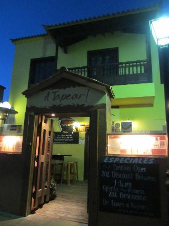 Tapas Pato de Oro: Restaurant