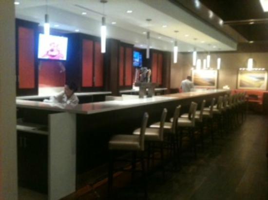 Minneapolis Marriott Northwest: Bar