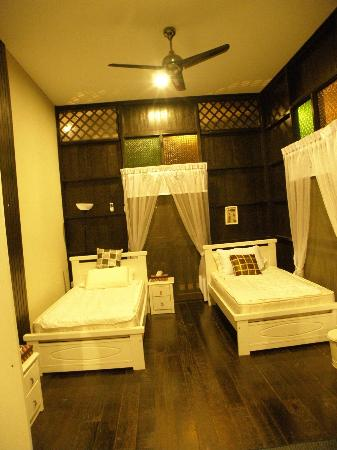 Raub District, Malesia: Meranti dorm (4-bed)