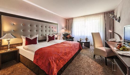 Romantik Hotel Schloss Rettershof: Unser neues Zimmer