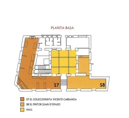 Museo Comarcal de Daimiel: Planta Baja