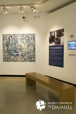 Museo Comarcal de Daimiel: Planta baja / Colección Carranza