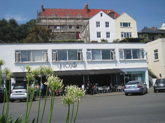 HoJos, South Esplanade, St Peter Port, Guernsey, Channel Islands