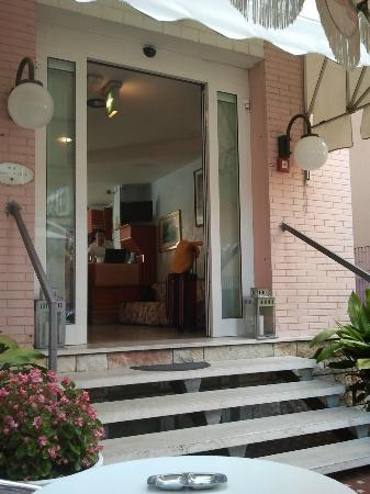 Viserba, Italy: ingresso Hotel