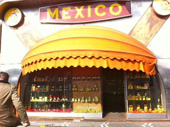 Bar Mexico Naples Piazza Giuseppe Garibaldi 72