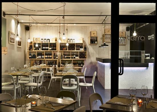 Terra Wine Restaurant : street view