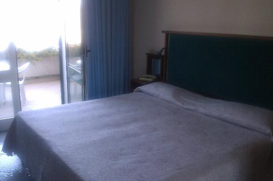 Graal Hotel Ravello: Bed