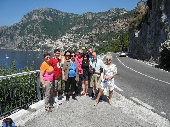 Smile Travel Car Sorrento: Amalfi Coast Tour with Mimmo!!!!!!!