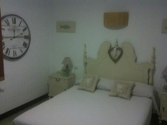 Hotel La Goleta: Habitacion