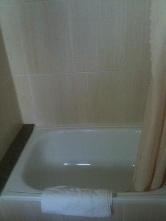 Hotel La Goleta: Baño