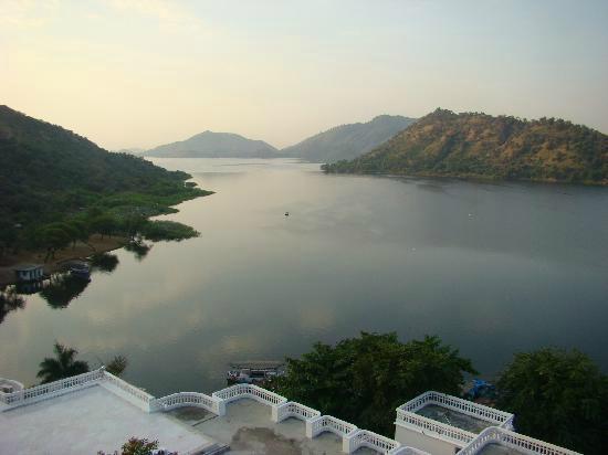 Jaisamand Island Resort: View