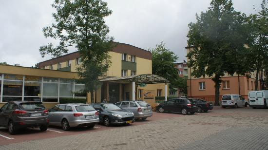 Augustow, Polen: Kompleks Hotelowy Logos