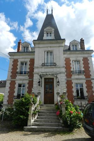 Manoir du Parc: Manoir building