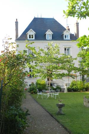 Manoir du Parc: In the garden