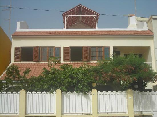 O Jardim Do Vinho: La maison