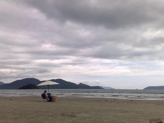 Praia da Maranduba: praia de Maranduba