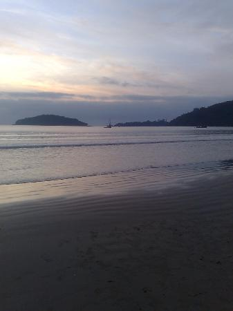 Maranduba Beach: Maranduba em boa hora