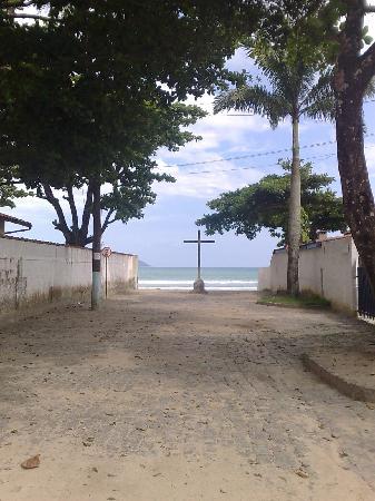 Maranduba Beach: pitoresca vila do Sapé, Maranduba