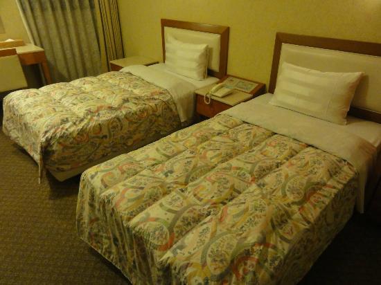 Unite Hotel: 室内②