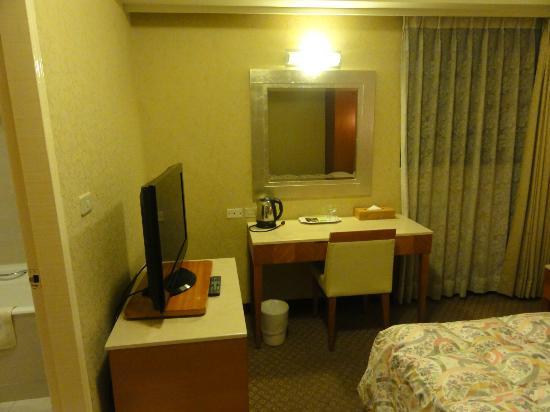 Unite Hotel: 室内①