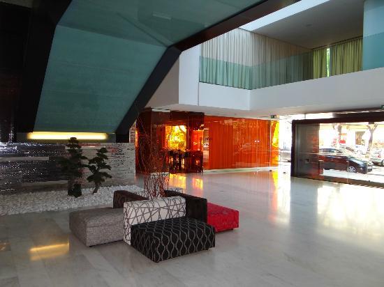 Vip Grand Lisboa Hotel Spa Hall D Entrée
