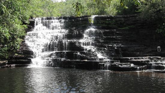 Alenquer, PA: Cachoeira Parais