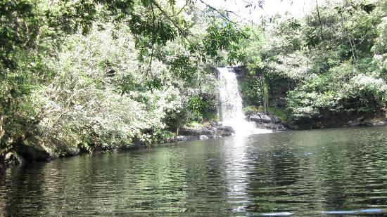 Alenquer, PA: Cachoeira Véu da Novia