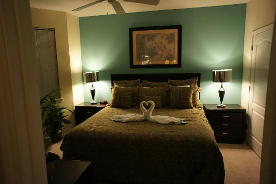 Cane Island Resort: Master bedroom
