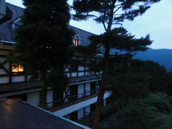 Hotel Marroad Hakone: 静かな洋風のホテル