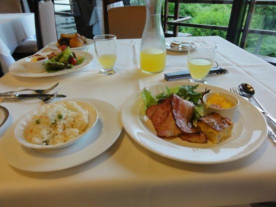 Hotel Marroad Hakone: 朝ご飯も、美味しい、上品