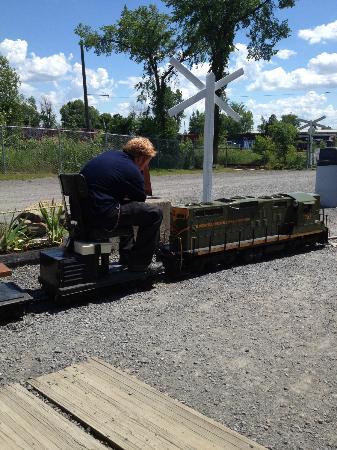 Saint-Constant, Kanada: Mini Train