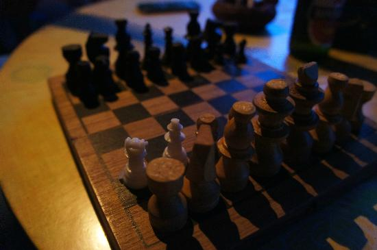 Topi Inn: Latenightchess