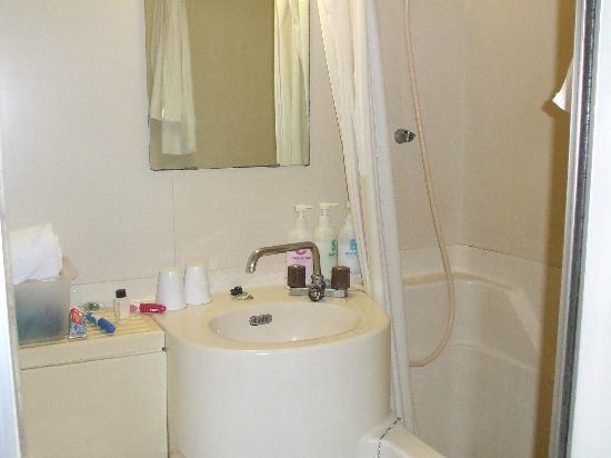 Hotel Mystays Otemae: Bathroom