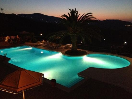 Pela Mare Hotel: la vue du balcon...