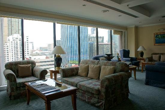 Cape House, Bangkok : Лобби на 15-м этаже