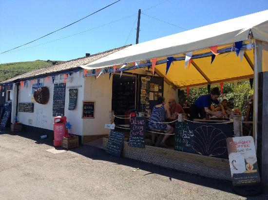 Beesands, UK: 'The Shack'