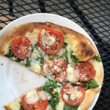 Amato's Woodfired Pizza To Go: my delicious pizza