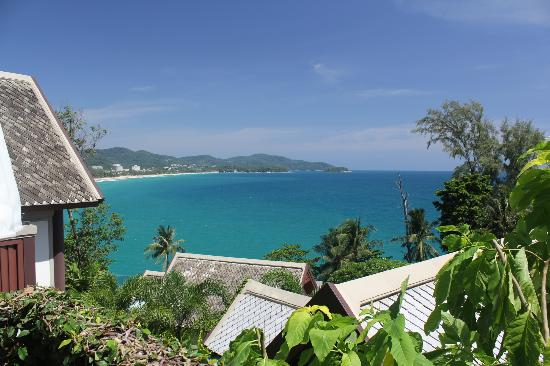 Centara Villas Phuket : View from the lobby