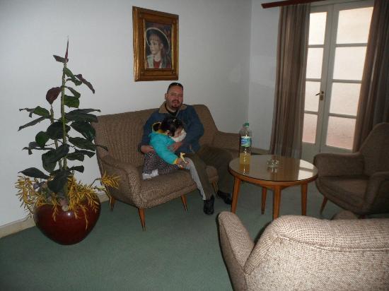 Grand Hotel Balbi: EN EL SEGUNDO PISO FRENTE A LOS ASCENSORES