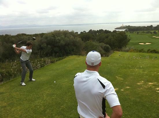 Alcanada Golf Club: Alcanada...13th tee