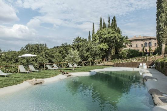 Villa Armena Relais : The swimming pool