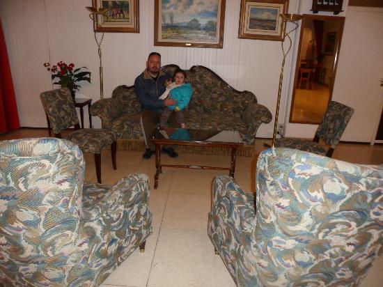 Grand Hotel Balbi: EN UN SECTOR DEL COMEDOR