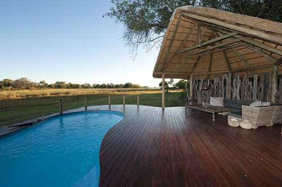 Chitabe Lediba Camp: Chitabe Lediba Pool Area