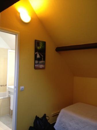 Hotel Le Chantilly : chambre pour 1