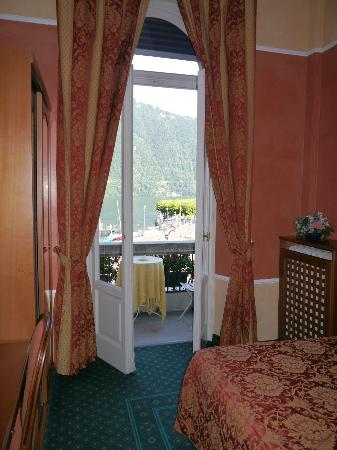 Hotel Miralago: room 110 with lake view